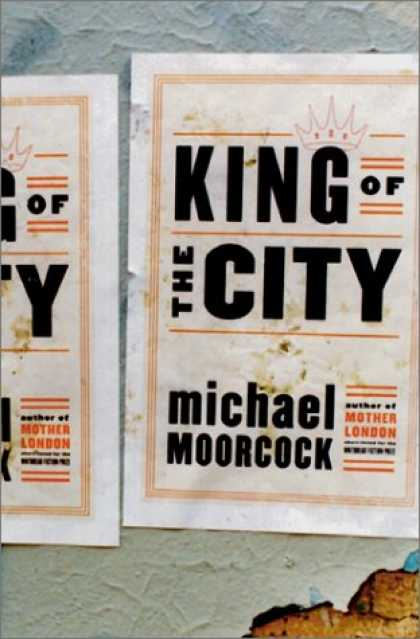 Greatest Book Covers - King of the City