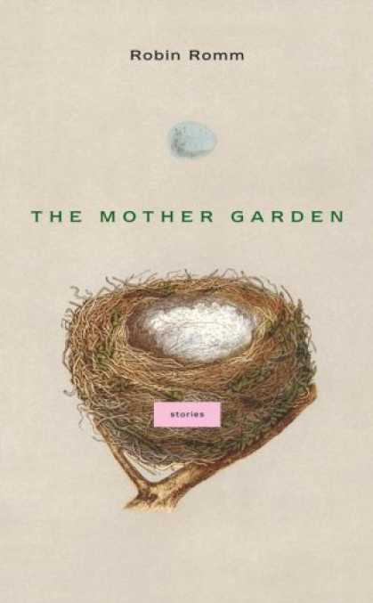 Greatest Book Covers - The Mother Garden