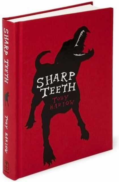Greatest Book Covers - Sharp Teeth