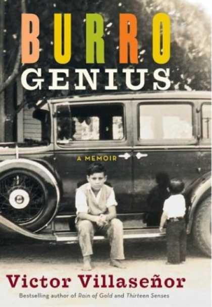 Greatest Book Covers - Burro Genius