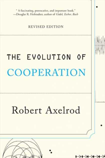 Greatest Book Covers - The Evolution of Cooperation