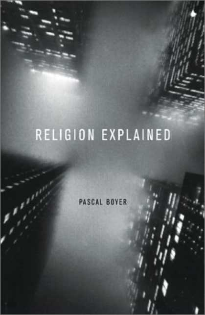 Greatest Book Covers - Religion Explained