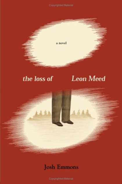 Greatest Book Covers - The Loss of Leon Meed