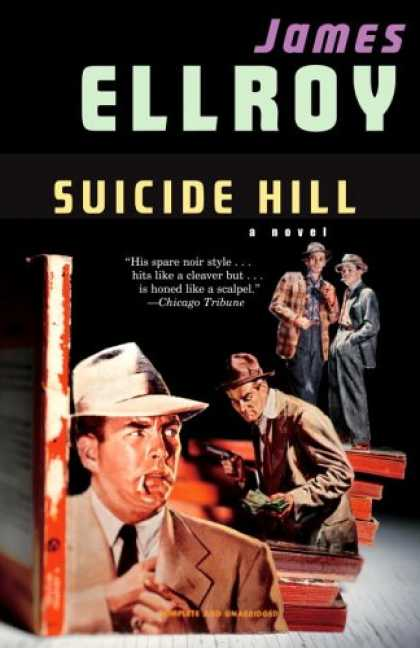 Greatest Book Covers - Suicide Hill