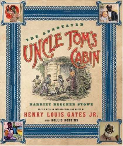 Greatest Book Covers - The Annotated Uncle Tom's Cabin
