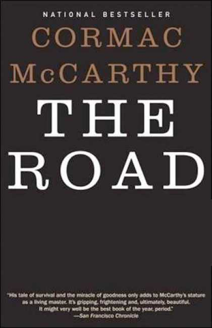 Greatest Book Covers - The Road (Oprah's Book Club)