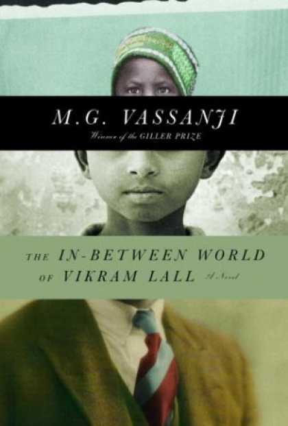 Greatest Book Covers - The In-Between World of Vikram Lall