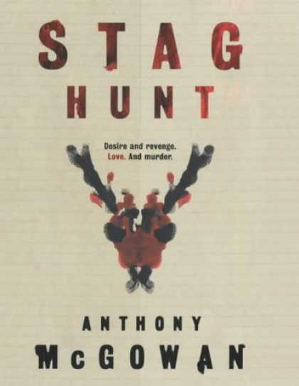 Greatest Book Covers - Stag Hunt