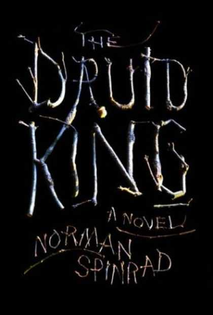Greatest Book Covers - The Druid King