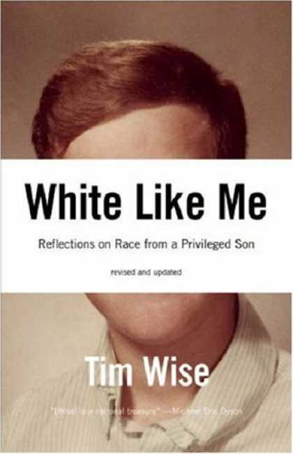 Greatest Book Covers - White Like Me