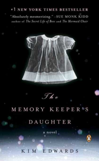 Greatest Book Covers - The Memory Keeper's Daughter