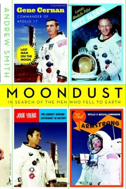 Greatest Book Covers - Moondust