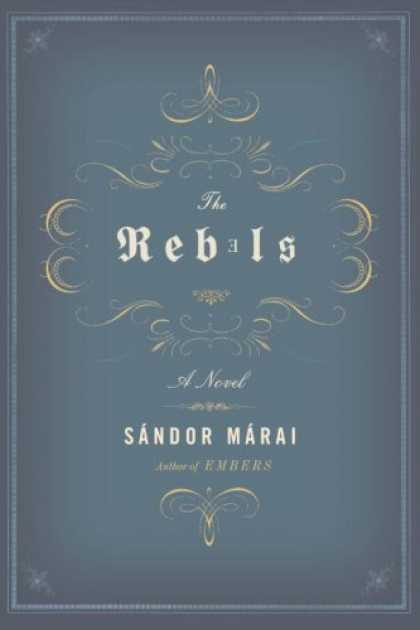 Greatest Book Covers - The Rebels