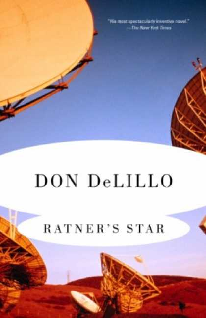 Greatest Book Covers - Ratner's Star