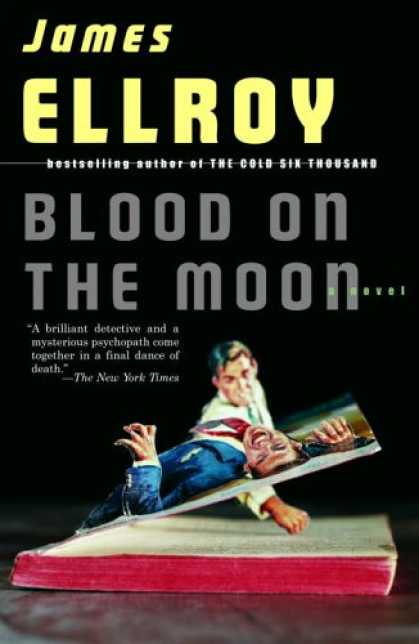 Greatest Book Covers - Blood on the Moon