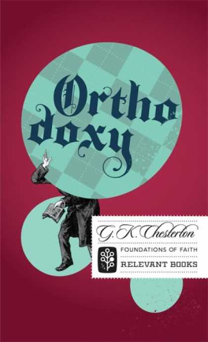 Greatest Book Covers - Orthodoxy