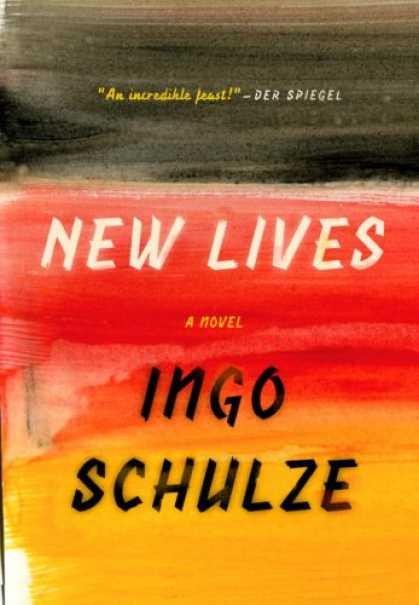 Greatest Book Covers - New Lives
