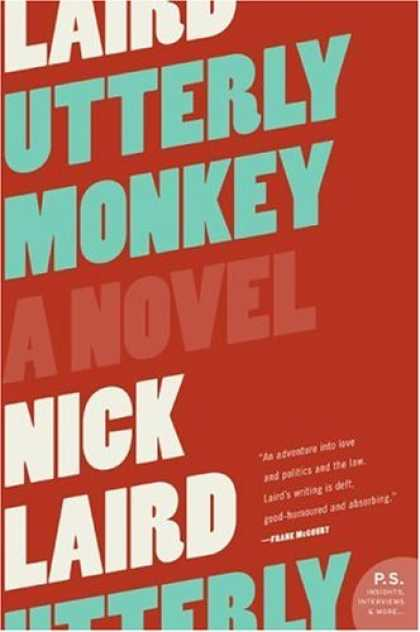 Greatest Book Covers - Utterly Monkey