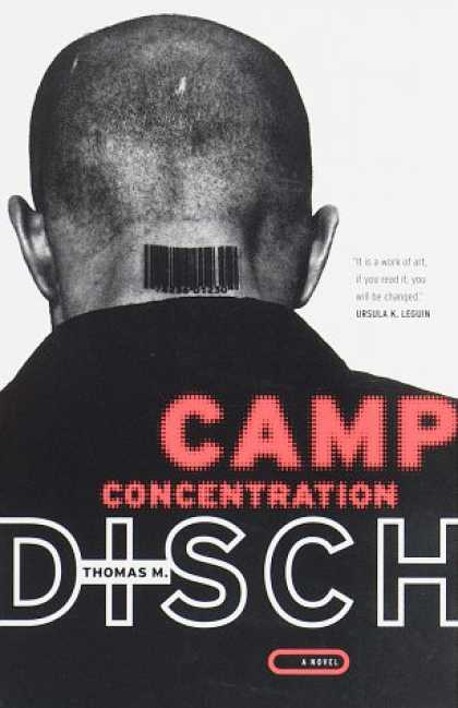 Greatest Book Covers - Camp Concentration