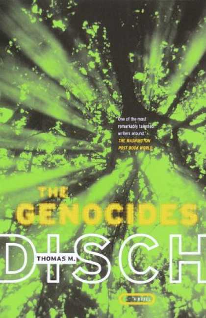 Greatest Book Covers - The Genocides