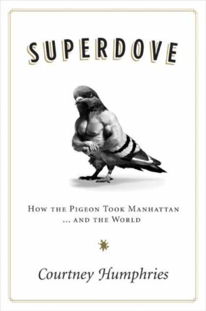 Greatest Book Covers - Superdove