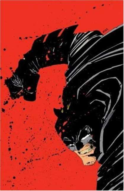 Greatest Book Covers - Dark Knight