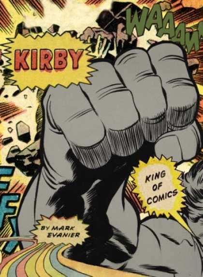 Greatest Book Covers - Kirby: King of Comics