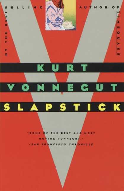 Greatest Book Covers - Slapstick