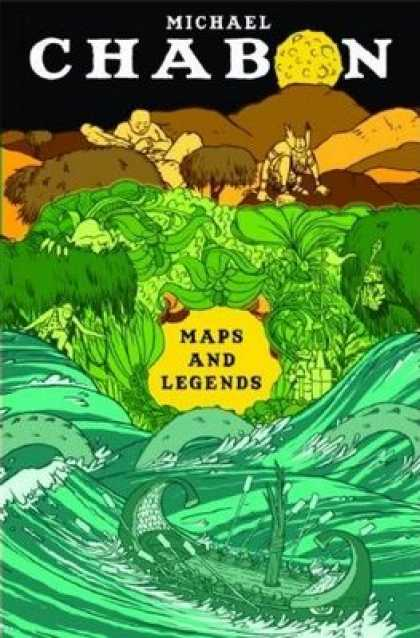 Greatest Book Covers - Maps and Legends