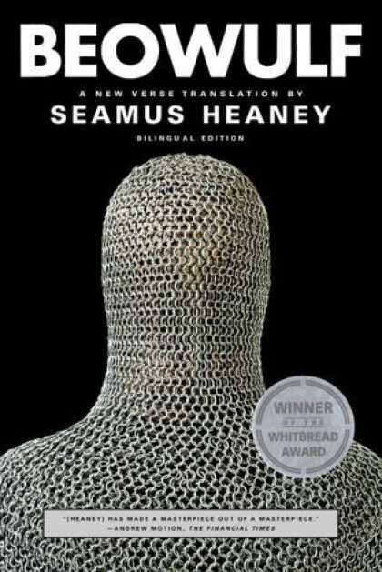 Greatest Book Covers - Beowulf