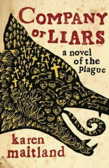 Greatest Book Covers - Company of Liars