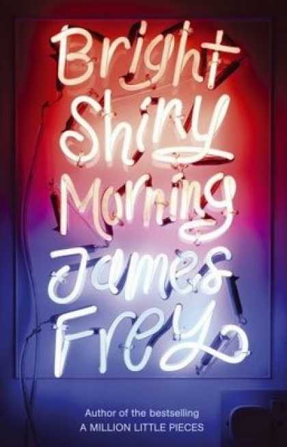 Greatest Book Covers - Bright Shiny Morning