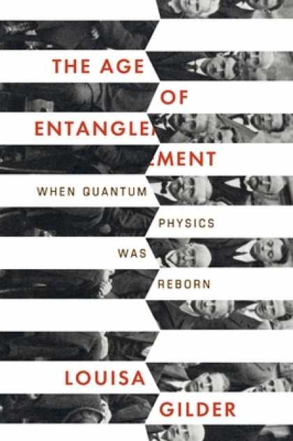 Greatest Book Covers - The Age of Entanglement