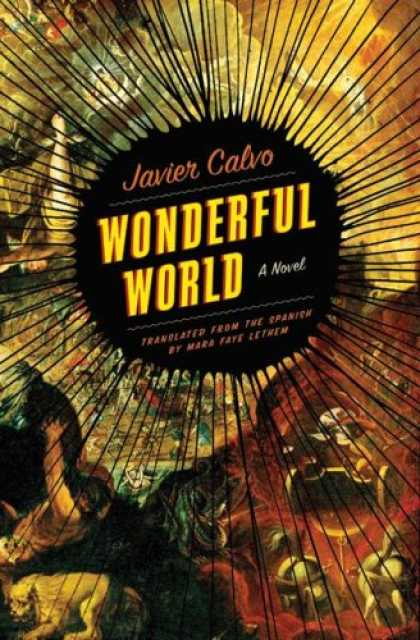 Greatest Book Covers - Wonderful World: A Novel