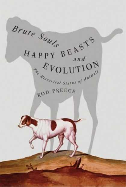 Greatest Book Covers - Brute Souls, Happy Beasts, and Evolution