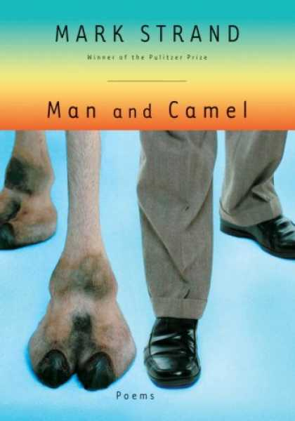 Greatest Book Covers - Man and Camel