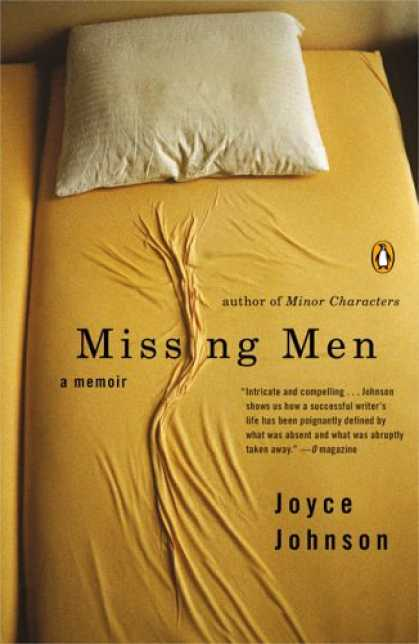Greatest Book Covers - Missing Men