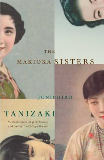 Greatest Book Covers - The Makioka Sisters