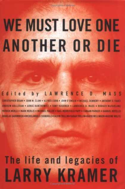 Greatest Book Covers - We Must Love One Another Or Die