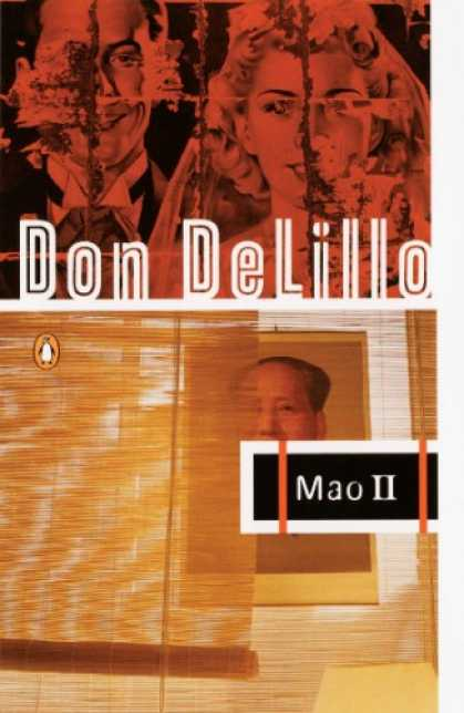 Greatest Book Covers - Mao II