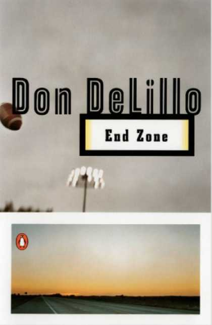 Greatest Book Covers - End Zone