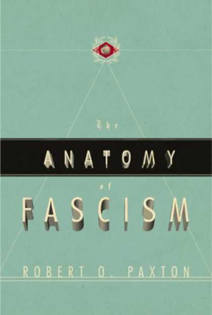 Greatest Book Covers - The Anatomy of Fascism