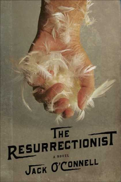 Greatest Book Covers - The Resurrectionist