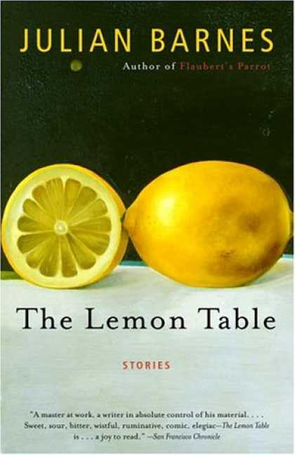 Greatest Book Covers - The Lemon Table