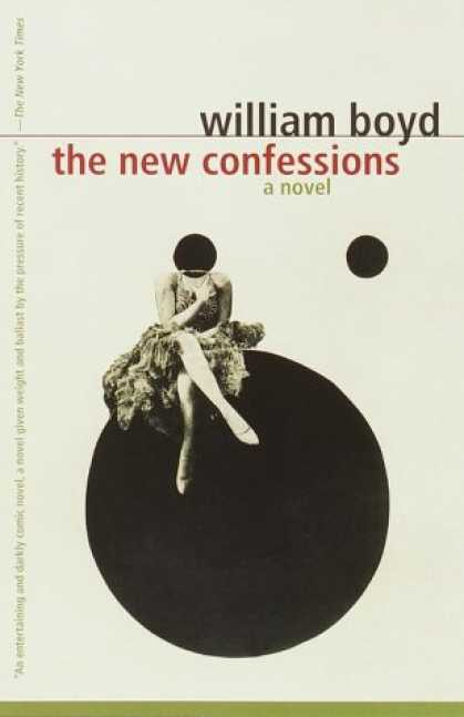 Greatest Book Covers - The New Confessions