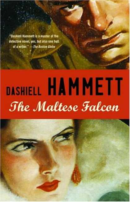 Greatest Book Covers - The Maltese Falcon