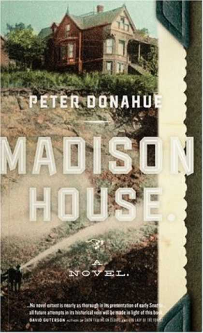Greatest Book Covers - Madison House
