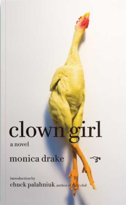Greatest Book Covers - Clown Girl