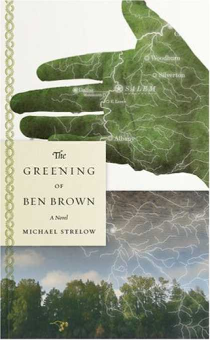 Greatest Book Covers - The Greening of Ben Brown