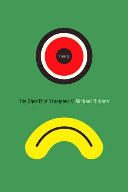 Greatest Book Covers - The Sheriff of Yrnameer